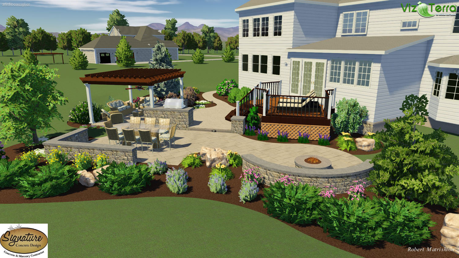 Landscape Designs in the Lehigh Valley